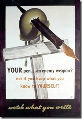your website an enemy weapon